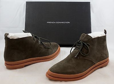 FRENCH CONNECTION Women's Patsie Desert Boot -Hornbeam- - ShooDog.com