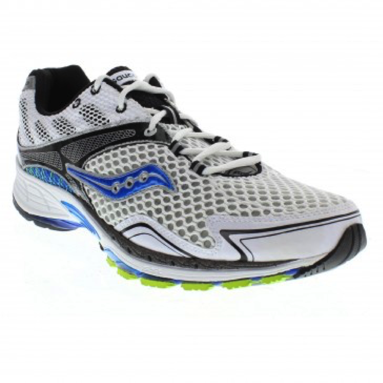 Men's Saucony Grid GetGo  •Black/Royal• Running Shoe - ShooDog.com