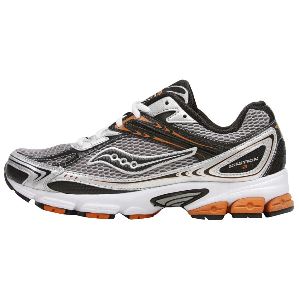 e465ce90640f SAUCONY Men s Grid Ignition 2 -Grey