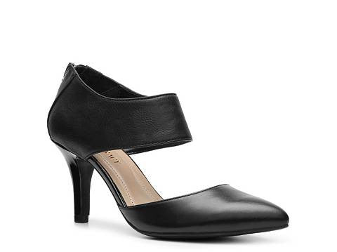ELLEN TRACY Bess Pump •Black•