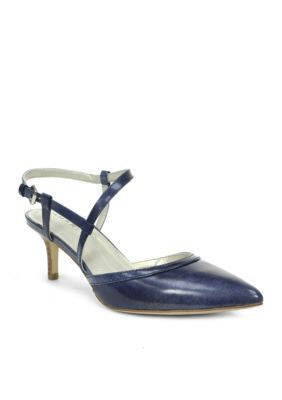 Tahari Women's •Rommy•  Snake trim Pump - ShooDog.com