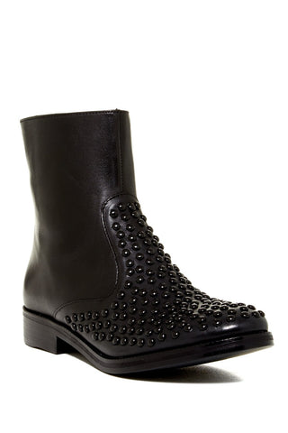 ASH Women's •Duran•  Studded Bootie - Black