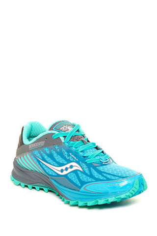SAUCONY Women's Pro •Grid Peregrine 4.0• Trail Running Shoe