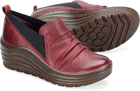 BIONICA Women's •GALLANT• Stretch Gored Slip-on - ShooDog.com