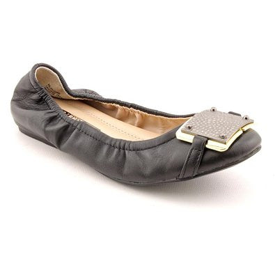 Womens Ellen Tracy - Phoebe Ballet Flat -  Black