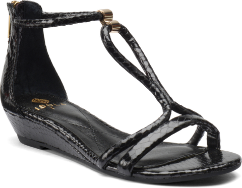 Isola Women's •Elin•  Wedge Sandal - ShooDog.com