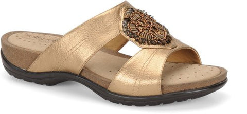 SOFTSPOTS Women's •Mindy• Beaded Slide Sandal - ShooDog.com