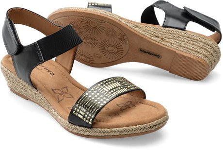 COMFORTIVA Women's •Beck• Wedge  Sandal - ShooDog.com
