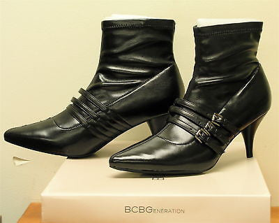 BCBGeneration Sandy Boot - Black -  NIB!!! - ShooDog.com