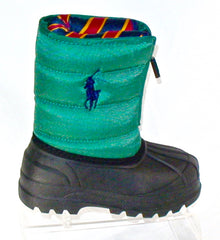 POLO RALPH LAUREN •VANCOUVER EZ•  Snow Boots - Hunter Green