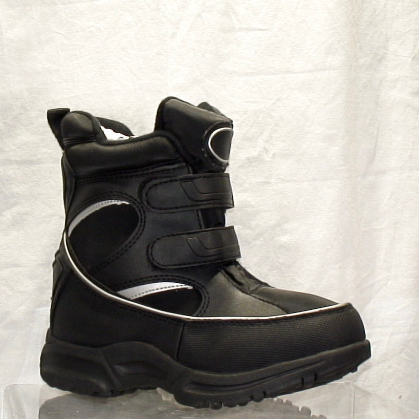 Boy's WeatherProof-Weather Accent  •Tundra• Snow Boot