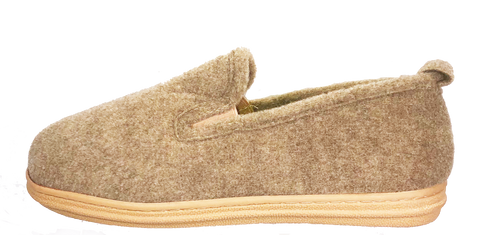 Men's Slippers International •Perry• Fleeced-lined Slip-on Slipper