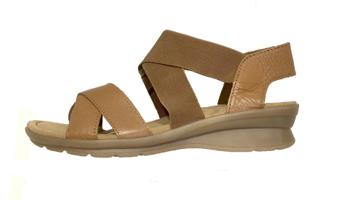 COMFORTIVA Women's •KEAGEN•  Wedge Sandal - Factory Defect