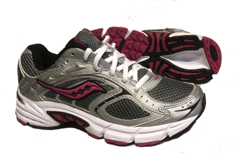 SAUCONY Women's Grid •Cohesion NX• Running Shoe - ShooDog.com