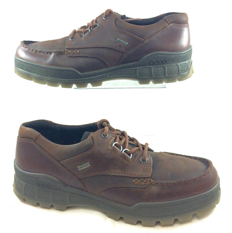 ECCO Men's Track II Low Gore-Tex Oxford