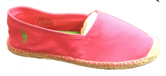 POLO RALPH LAUREN  •Bowman• Canvas Espadrille - Fits Women or Youth - ShooDog.com