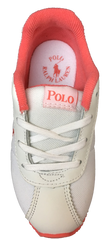 POLO RALPH LAUREN Toddler •Runner Lace• Canvas Sneaker