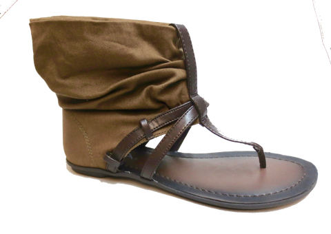 MIA Women's •Aventura• Covered Thong Sandal - ShooDog.com
