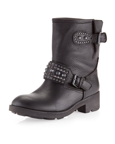 ASH Women's •Rebel•  Motocycle Boot - ShooDog.com