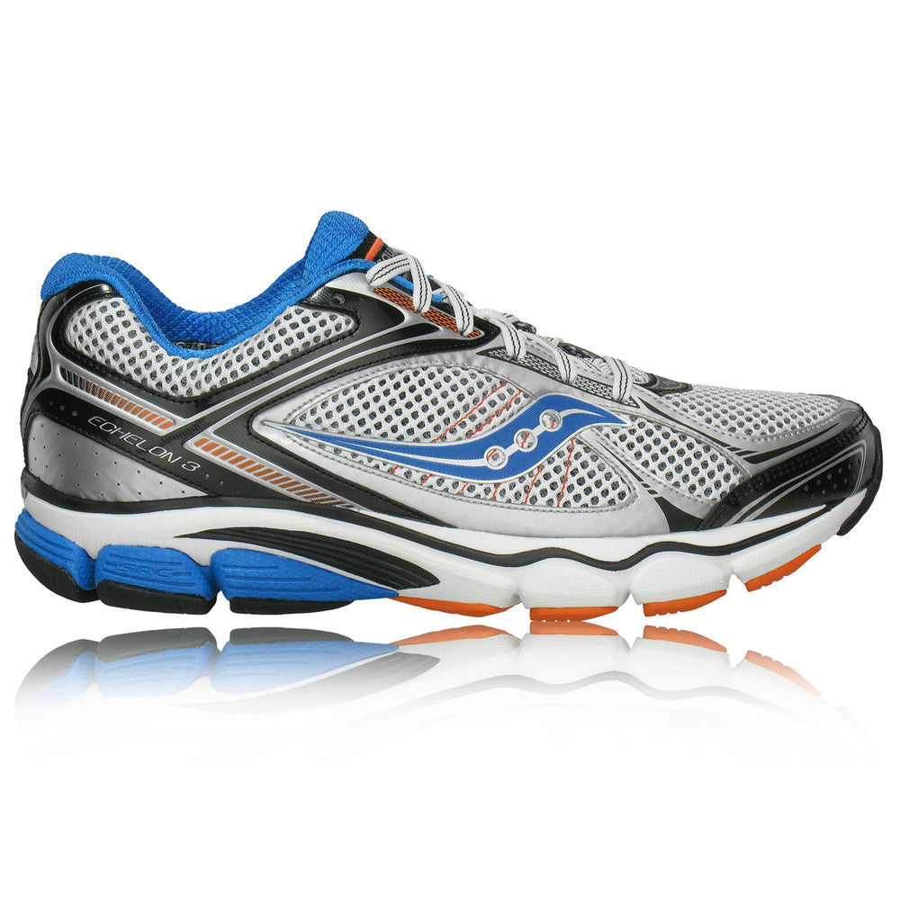 Men's Saucony, Progrid Echelon 3 Running Shoe  -WIDE WIDTH- - ShooDog.com