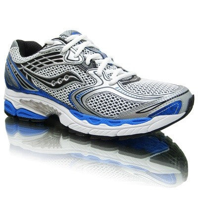 Saucony Progrid Stabil CS 2 Men's WhiteBlackSilver