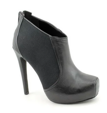 JESSICA SIMPSON Women's •Livia• High Heel Ankle Bootie - ShooDog.com