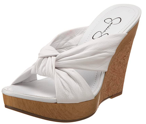 JESSICA SIMPSON Women's •Fuji• Wedge Sandal - ShooDog.com
