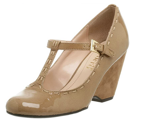FRANCO SARTO Women's •Snooze• T-Strap Pump