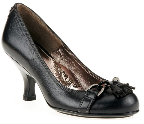 SOFFT Women's •Vanessa• Tasseled Kitten Hell Pump