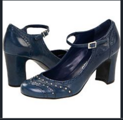 FRANCO SARTO Women's •Expo• Mary-Jane Pump - ShooDog.com