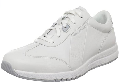 ROCKPORT Women's •Zana Lace Up• - Winter White