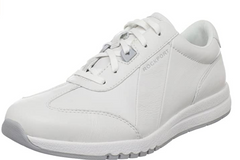 ROCKPORT Women's •Zana Lace Up• - Winter White - ShooDog.com