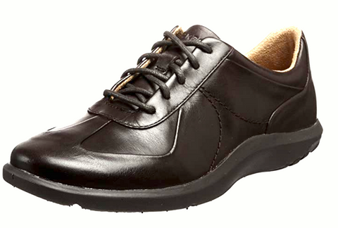 Women's Rockport •World Tour• Oxford - Brown - ShooDog.com