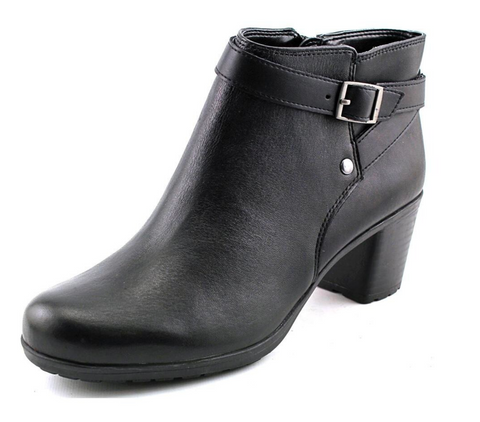 Women's EASY SPIRIT •Adino• Round-toe Chelsea Boot - ShooDog.com