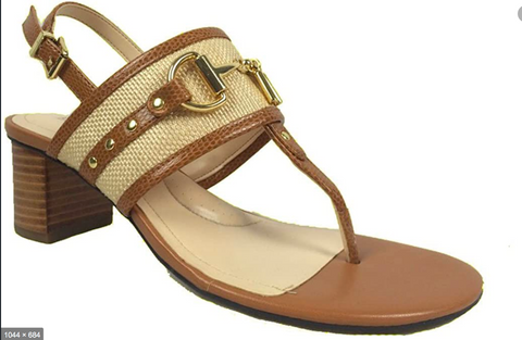 ELLEN TRACY Women's •Candela• High-Heel Sandals - ShooDog.com