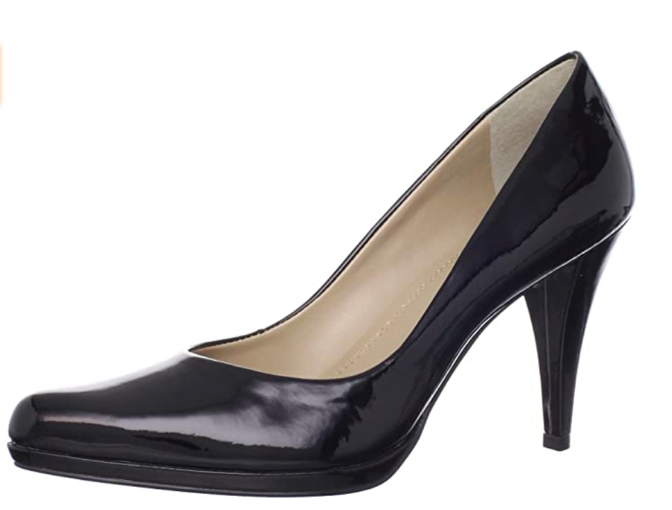 ELLEN TRACY •Cody• Platform Pump Black - ShooDog.com