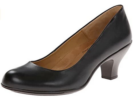 Softspots Women's •Salude• Leather Pump