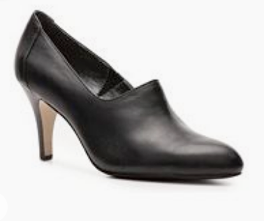 Women's ADRIENNE VITTADINI •Tarrytown•  Pump  - Black Leather
