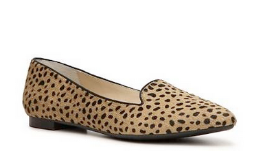 Women's Adrienne Vittadini •Benson• Pointed-toe  Slip on Flat