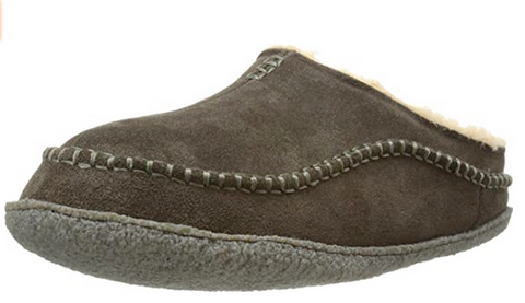 Men's Tamarac by Slippers International •Hunter• Fleece-lined Clog