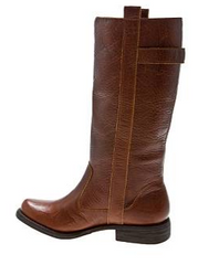 MIA Women's Roadster Soft Leather Motorcycle Boot •Available in Black or Tan•