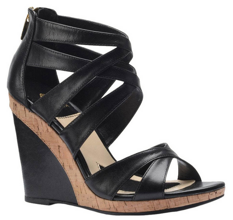 Isola Women's •Alisha• Wedge Sandal - ShooDog.com