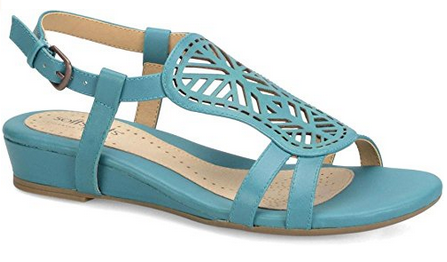 Softspots Women's •Susanna•  Wedge Sandal - ShooDog.com