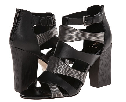 Isola Women's •Carlota• Strappy High-Heeled Sandal
