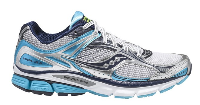 Women's Saucony Progrid •Stabil CS3• Running Shoe - Medium & Wide Width - ShooDog.com