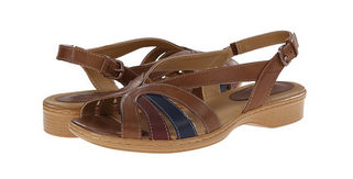 SOFTSPOTS Women's •Haley• Huarache Sandal