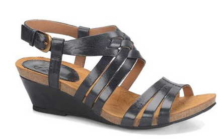 SOFFT Women's •Vali•  Wedge Sandal