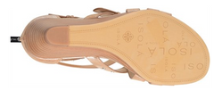 Isola Women's •Petra• Strappy Wedge Sandal - ShooDog.com