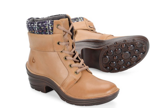 BIONICA Women's •Romulus• Hiking Inspired Boot