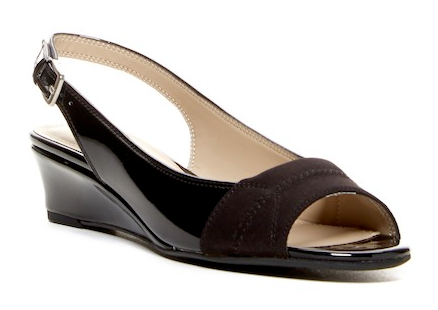 ELLEN TRACY Women's  •Jack• Wedge Sandal - ShooDog.com
